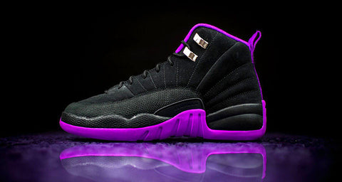 "Air Jordan 12 (XII) GS ""Kings"""
