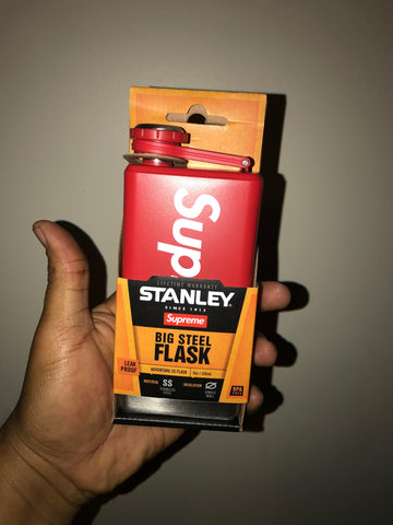 Supreme x Stanley Adventure Flask