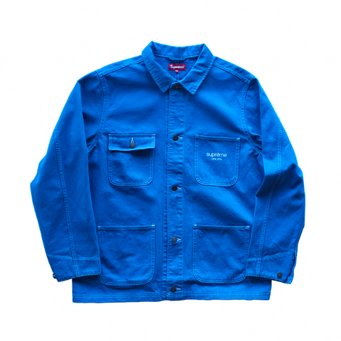 Supreme Denim Chore Coat