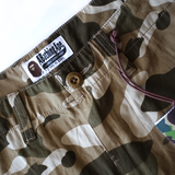 BAPE 1st Camo 6Pocket Shorts - Camo