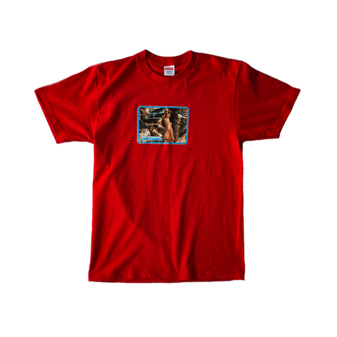 Supreme Girl Tee - Red