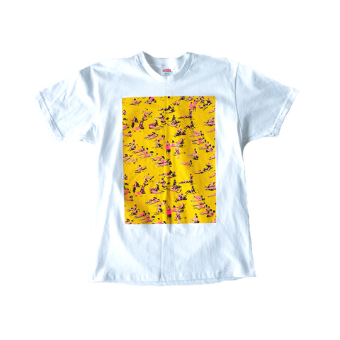 Supreme Beach Tee - White