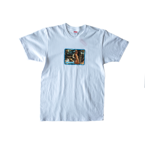 Supreme Girl Tee - White