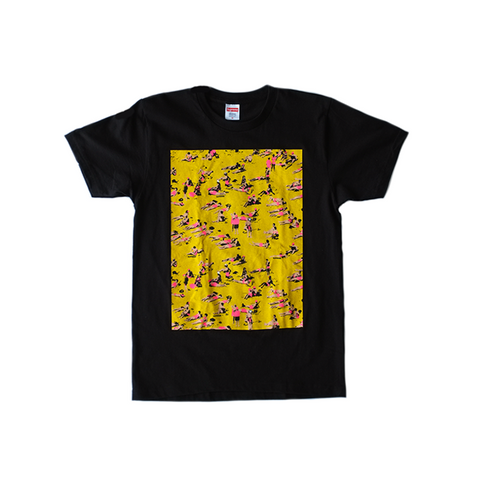 Supreme Beach Tee - Black