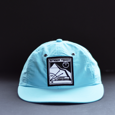 Supreme X The North Face Steep Tech 6 Panel - Fortuna Blue
