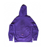Supreme x Black Sabbath Hoodie - Purple
