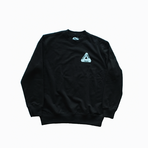 Palace JKR Crew - Black