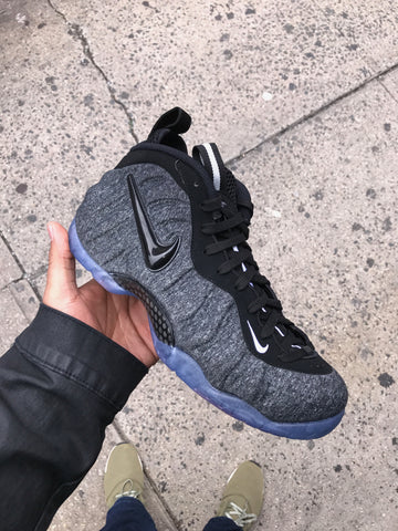 "Nike Air Foamposite Pro ""Tech Fleece"" GS"