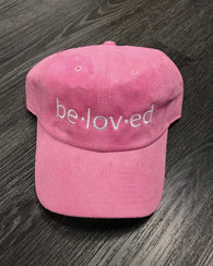 Beloved Dad Hat - Pink Suede (Limited Edition)