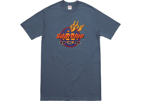 Supreme Fire Tee (multiple colors)