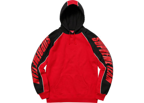 Supreme Supreme GT Hooded Sweatshirt (Red)