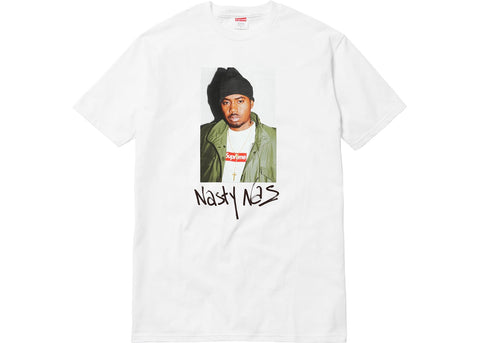 Supreme x Nas Tee (multiple colors)
