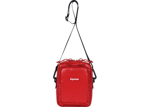 Supreme Small Shoulder Bag (Red)