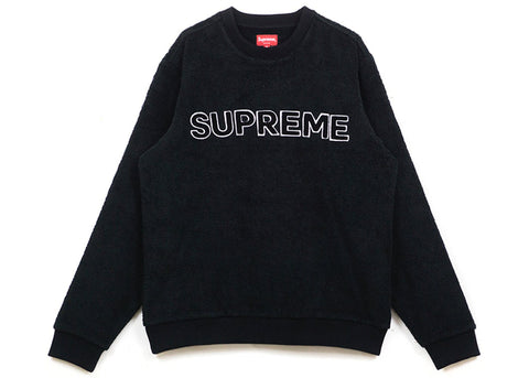 Supreme Terry Crewneck (multiple colors)