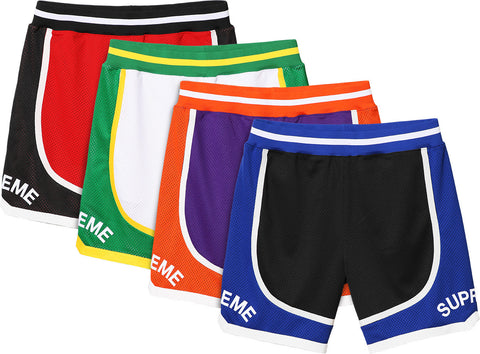 Supreme Curve Basketball Shorts (multiple colors)