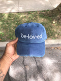 Beloved Distressed Dad Hat - Summer 18