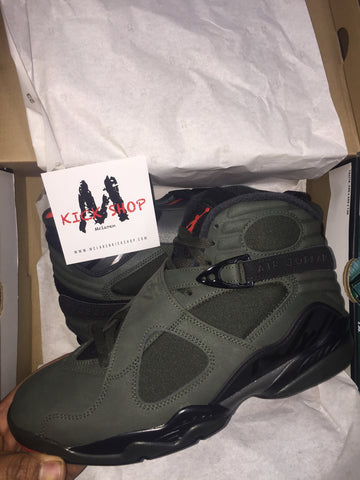 "Air Jordan 8 ""Sequoia"" aka ""Take Flight"""
