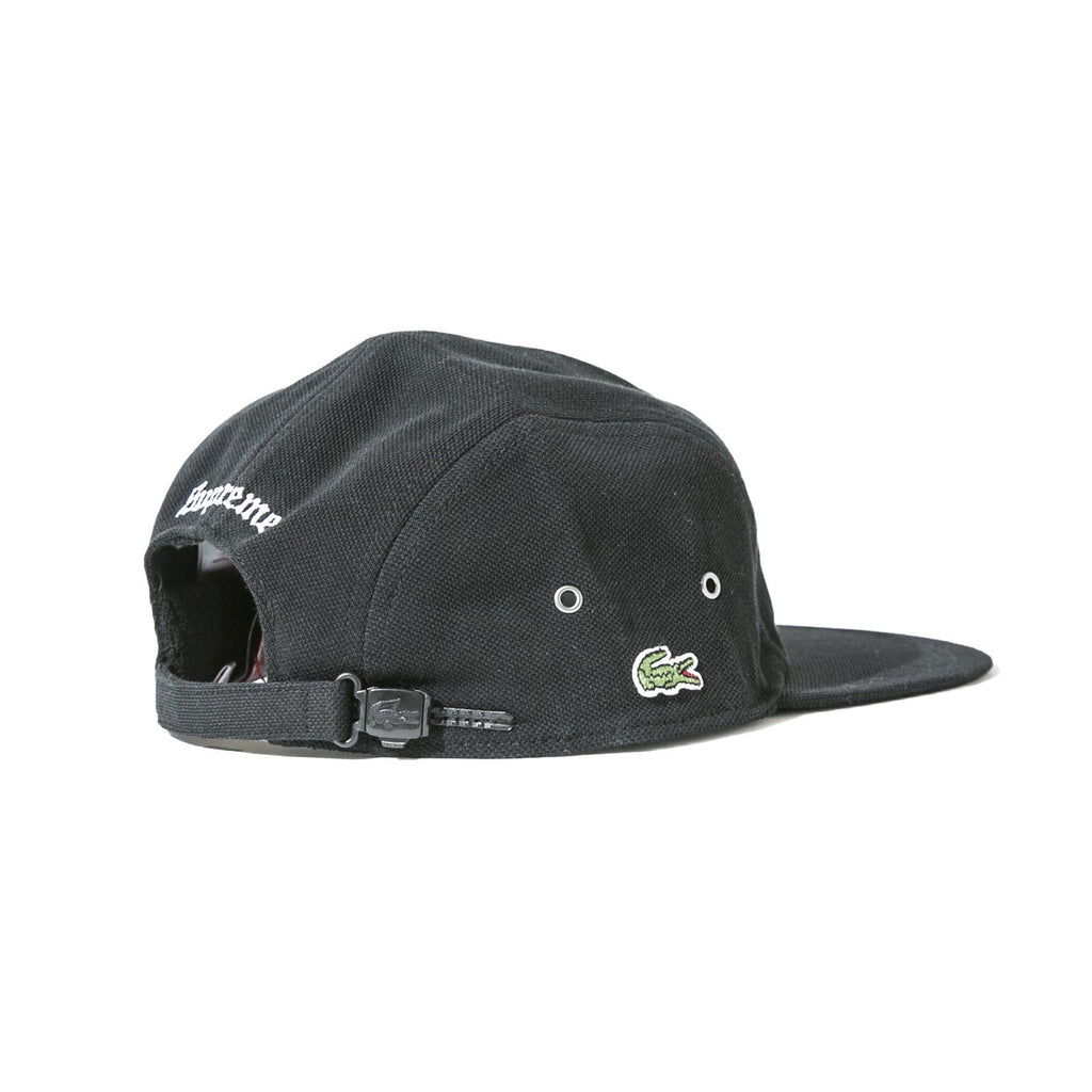 Supreme x Lacoste Cap (multiple colors) – The MclarenKickShop b4077a06213