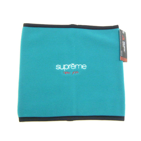 Supreme Polartec Fleece Neck Gaiter - Teal