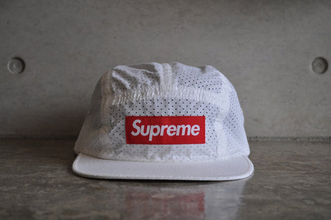 Supreme Perforated Camp Cap (multiple colors)