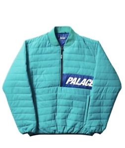 Palace Skateboards Half Zip Packer (multiple colors)