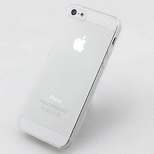 TPU Polycarbonate 0.3mm Thin iPhone 5 / 5S / SE Case - Clear - iPhone Accessories - iPhone SE Case | iPhone 5 5S Cases - 1