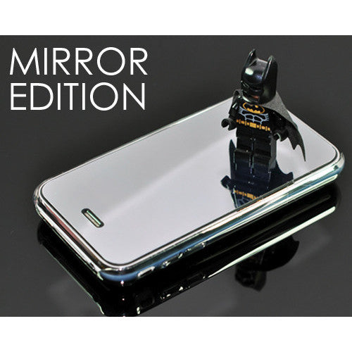 Mirror screen protector for iPhone 3G/3GS - iPhone Accessories - iPhone 3G 3GS Screen Protector NZ - 1