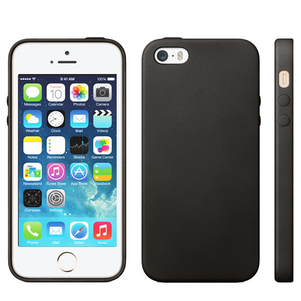 cover nera iphone 5s