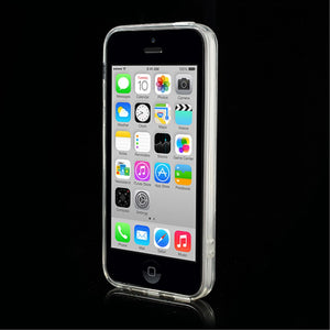 Transparent TPU Gel iPhone 5C Case - iPhone Accessories - iPhone 5C Case | iPhone 5C Cover - 3