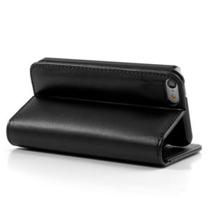 PU Leather Flip Wallet iPhone 5C Case - Black - iPhone Accessories - iPhone 5C Case | iPhone 5C Cover - 4