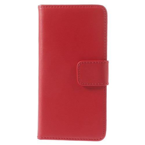 iPhone 6 6S Leather Wallet Stand Case - Red - iPhone Accessories - iPhone 6 Case | iPhone 6S Case - 3