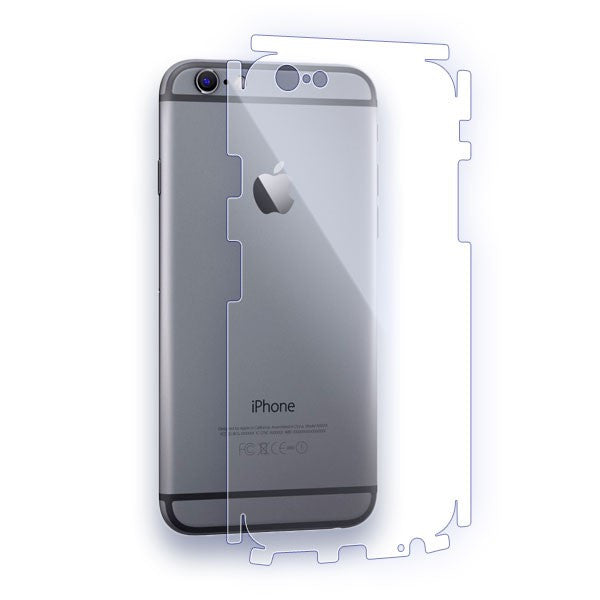 iPhone 6 6S InvisibleGuard Full body Skin Protection - iPhone Accessories - iPhone 6 6S Screen Protector - 5