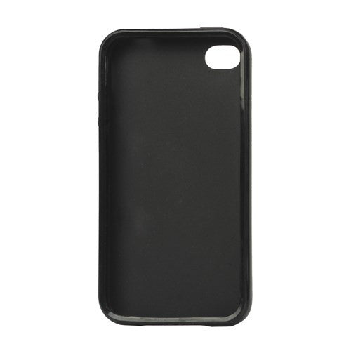 Lustrous TPU Case for iPhone 4 4S - Black - iPhone Accessories - iPhone 4 Cases | iPhone 4S Case - 3