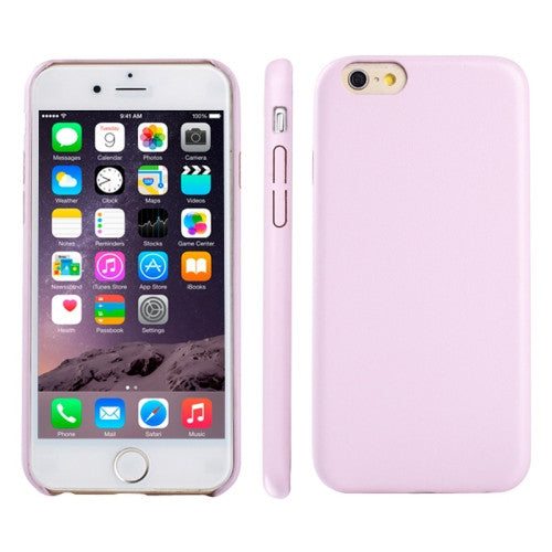 sports shoes 93283 b4821 Ultra-thin iPhone 6 6S PU Leather Case - Pink