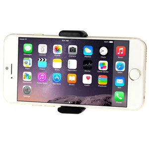 Portable Air Vent Car Mount Holder - Black - iPhone Accessories - iPhone Holder Stand NZ - 7