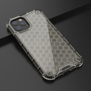 Shockproof Armor Case Honeycomb Airbag iPhone Back Cover