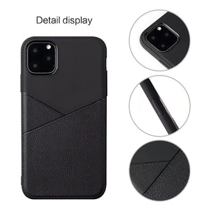 iPhone 11 series Slim Soft Back Cover case for iPhone 11 Pro Max 2019