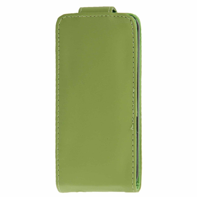 Soft PU Leather iPhone 5C Flip Case Cover - Green - iPhone Accessories - iPhone 5C Case | iPhone 5C Cover - 3