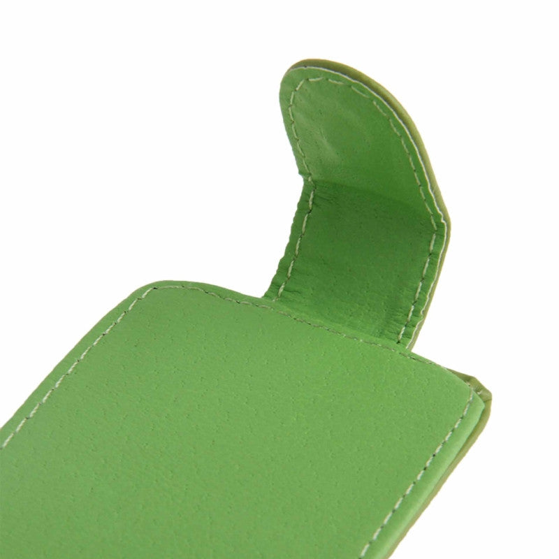 Soft PU Leather iPhone 5C Flip Case Cover - Green - iPhone Accessories - iPhone 5C Case | iPhone 5C Cover - 5