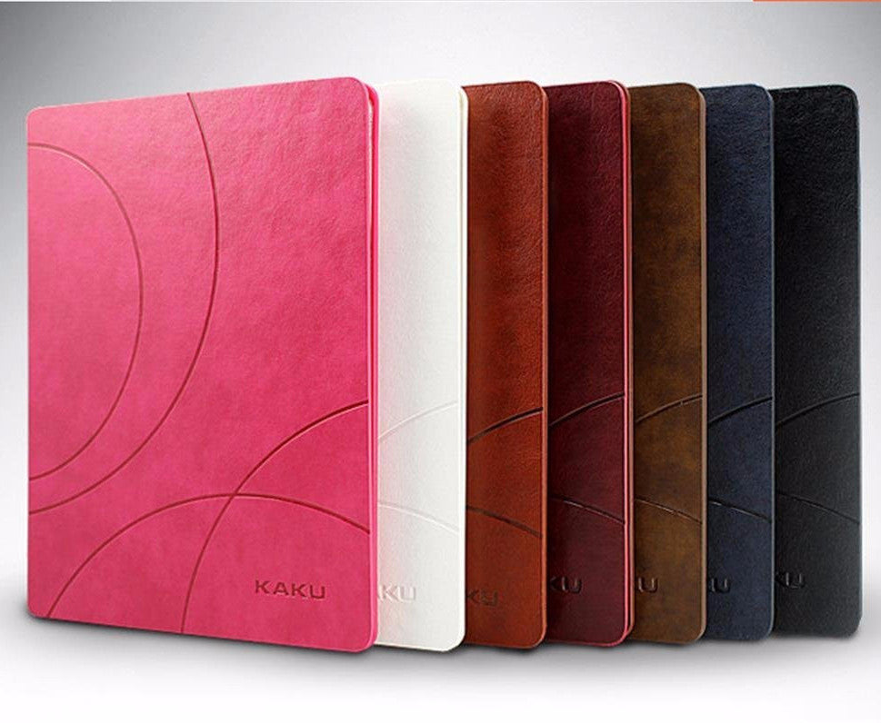 "PU Leather Flip Case for iPad 2/3/4 Smart Cover Slim Case 9.7"" - iPhone Accessories - iPad Cases & Covers - 1"