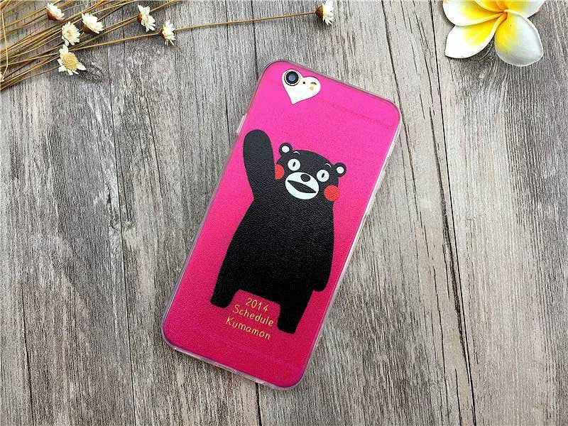 Fashion Thin Funny Cat & Dog Design Back Covers For iPhone 6 6S 4.7inch - iPhone Accessories - iPhone 6 Case | iPhone 6S Case - 21