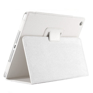 Litchi protective PU leather case for iPad 2/3/4 with sleep wake up function - iPhone Accessories - iPad Cases & Covers - 12