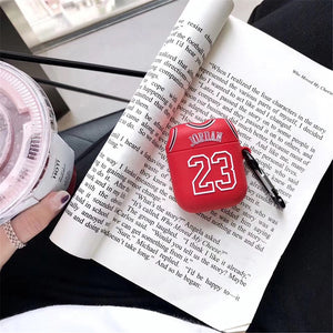 No.23 Wireless Bluetooth Headphones Protective Cover Cases For AirPods