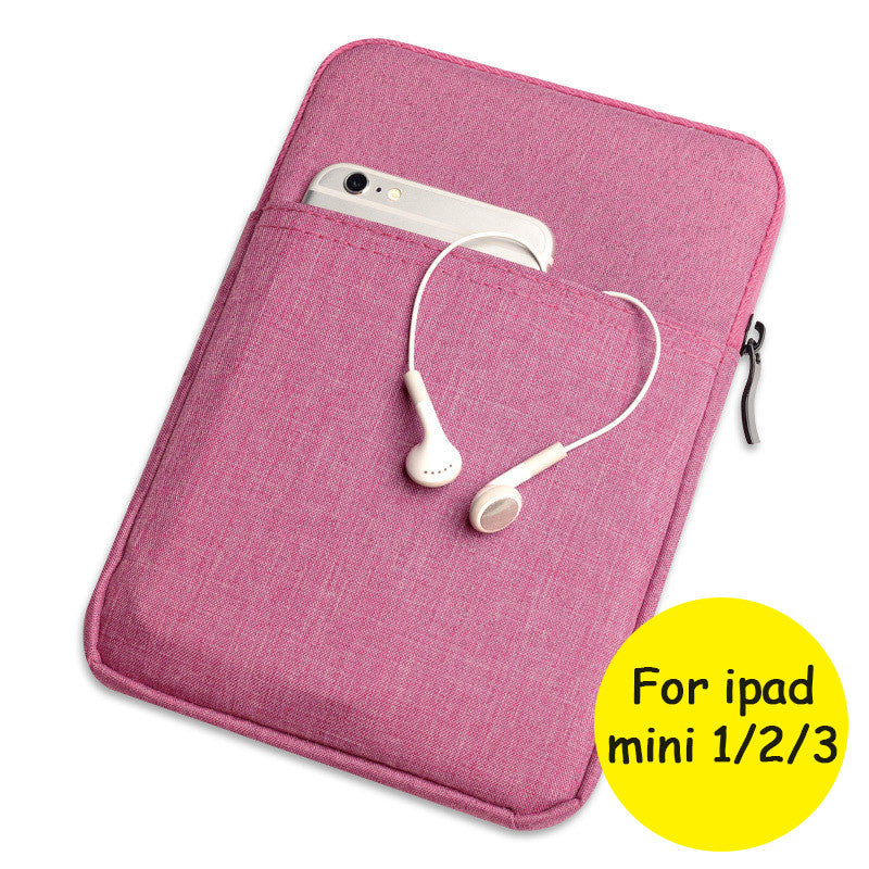 best service 6257c c3771 Shockproof Tablet Sleeve pouch Case for iPad mini 2 3 4 iPad Air 2 / iPad  Pro 9.7