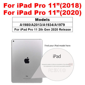 iPad Tempered Glass Screen Protector  [SELECT YOUR MODEL]