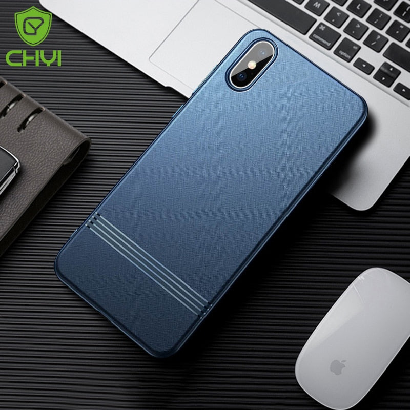 Magnetic Adsorption Shockproof Silicone Car Case For iPhone