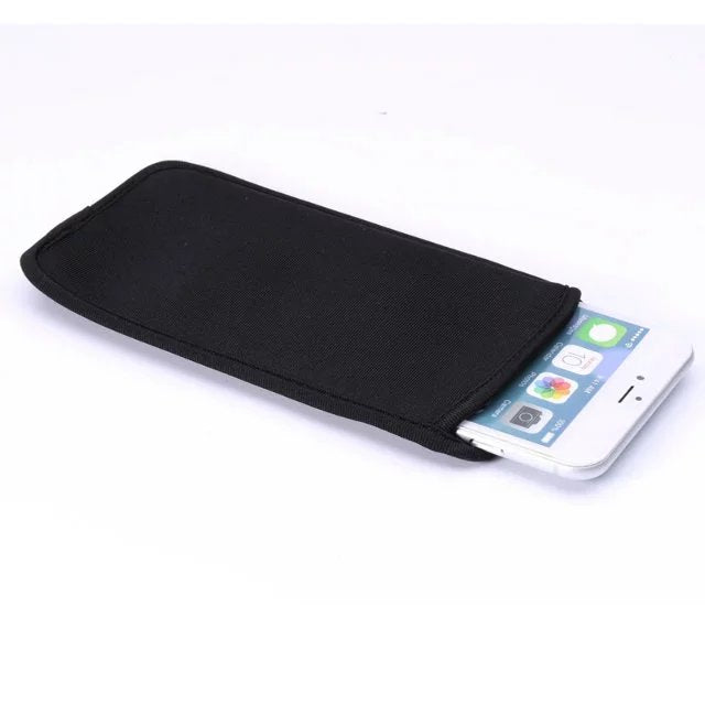 "4.1""~6.4"" inch Universal Neoprene Pouch Bag Sleeve Case for iPhone"