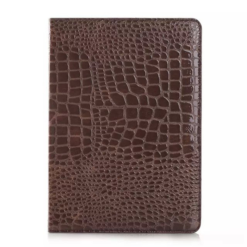 Slim Crocodile PU Leather Case for iPad Mini 1/2/3 Smart Cover