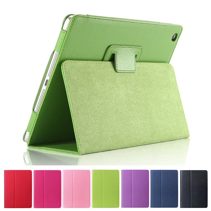 iPad Mini 1 2 3 Retro Luxury Flip Stand Leather Case