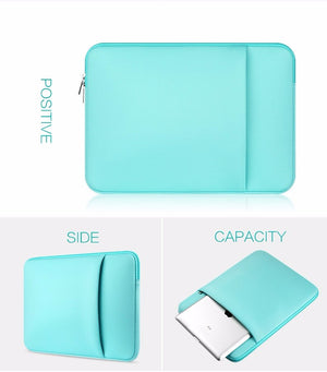 "Sleeve Case For Macbook Laptop 11"",12"",13"",15 inch Notebook Bag - iPhone Accessories - Macbook Cases & Accessories - 17"
